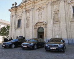 begrafenis vervoer