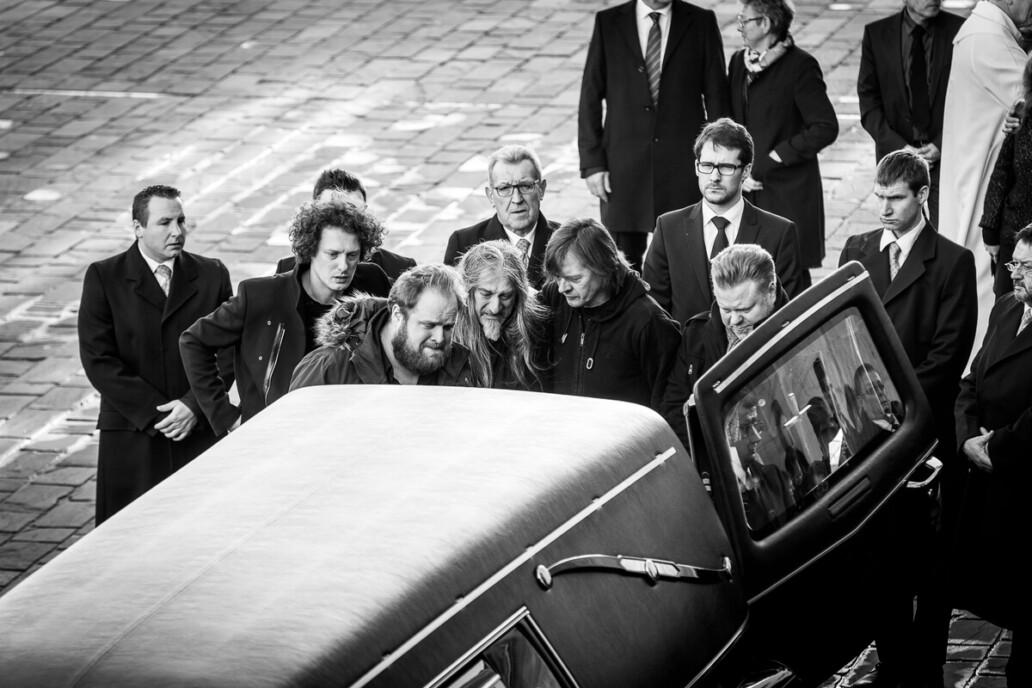 luc devos begrafenis